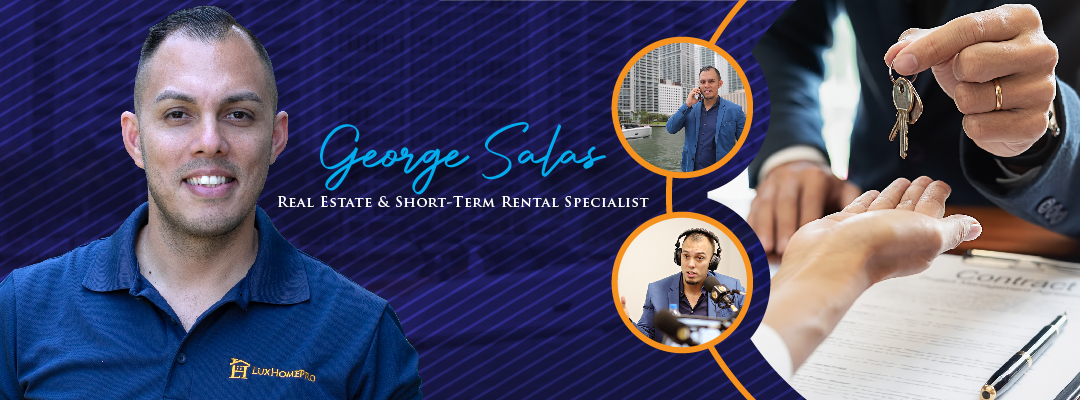 George Salas - Real Estate Investment Specialist